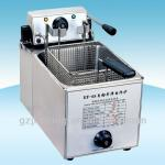 8L Mcdonal's kitchen equipment /auto lift electric fryer-