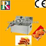 new type commercial Stainless Steel Electric Deep Fryer-