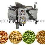 batch frying machine for peanuts-
