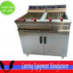 96 Liters/Free standing Electric Fryer (GZL-96v)-