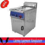 Gas Fryer with cabinet(GZL-46)-