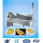 continous deep fryer-