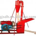corn crushing machine-