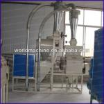High quanlity full automatic wheat flour mills