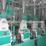 40t wheat flour machine-