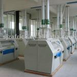 100-200T/D Wheat flour mill-