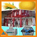 10-15T Small Scale Maize Flour Machine, Corn Flour Production Machinery-