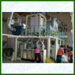 30tons/24hour maize mill production line-
