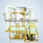 single plant small wheat flour milling machine-