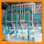 5-500T/24h whole set wheat flour milling machine with price-