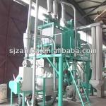 15t maize meal machine, 10t small scale maize meal machines Flour milling machine/ Maize meal from China with low cost-