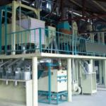 corn flour making machine-