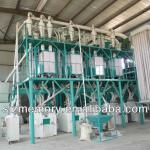 6FYDT-60 maize flour mill machine-