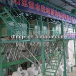 flour mill machine 100t/d complete plant-