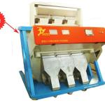 New type ccd color sorter for coffee bean-