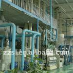 Rice processing equipment for rice factory with complete sets-