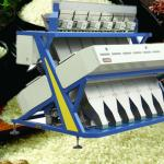 high reliability, multifunction and easy to use, vision CCD color sorter, rice color sorting machinery