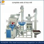 Best sold automatic complete sets of rice husker/ rice milling machine/ paddy huller/pounder with high capacities