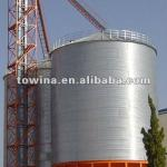 Assembly type steel silo-