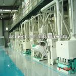 30TPD Automatic complete set rice mill machinery-
