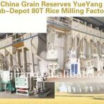 Complete Rice Processing Equipment-