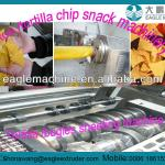 Automatic corn doritos tortilla chip making equipment / production machinery /making line-