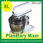 8L/Planetray mixer/haisland/with cover/CE approval/bakery equipment-