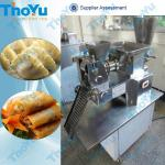Machine for making spring rolls/leaf spring rolling machine-
