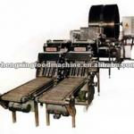 High quality gas heating samosa spring roll sheet machine (factory)-