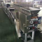 The Mini Size Full Automatic Instant Noodle Production Line,the Fried Instant Noodle Making Machine-
