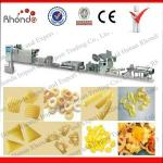Warm Welcome Industrial Pasta Machine With 180kg/h-