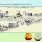 Honey Cornflake/breakfast cereals processing line-