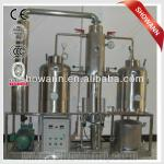 small capacity honey concentrating machine/honey processing equipment-