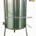 304 stainless steel 4 frames manual hand operated honey extractor-