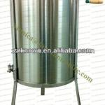 4 frames stainless steel 304 honey extractor-