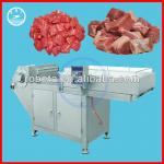 Fully Automatic Electric Frozen Meat Cutting machine ,cold Meat cube cutting machine-