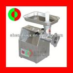 Small size frozen meat mincer/grinder JRJ-12G for industry-