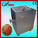 Electric commercial frozen meat grinder machine-