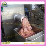 industrial meat mincer-