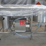 Brine injector for meat processing-