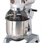 stainless steel industrial food mixer