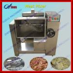 Stainless steel electric meat mixer-