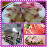 reasonable cost meat tumbler machine with stainless steel