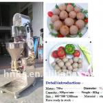 2013 HX-automatic high efficient various meat ball making machine 0086 15238020689-