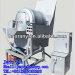 Vacuum meat rolling kneading machine-
