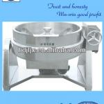automatic steam cooking kettle-
