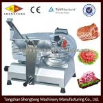 300B2 semi automatic frozen meat slicer machine factory price