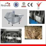 Frozen chicken meat slicer cutter with capacity of 3t/h and stable supply