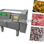 Restaurant use meat dice machine/meat dicer/meat dicing machine for sale//008613676951397-