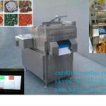 CE automatic multifunctional digital control high speed frozen poultry cutting machine-
